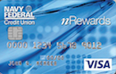 Navy Federal Secured Card